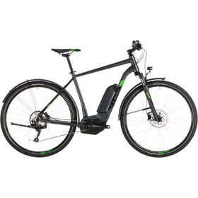 Cube Cross Hybrid Pro 400 Allroad iridium'n'green